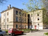 Кронштадтский район, улица Гражданская, дом 15. многоквартирный дом