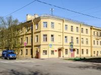 Кронштадтский район, улица Гражданская, дом 17. офисное здание