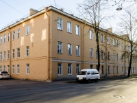 Кронштадтский район, улица Гражданская, дом 20-22. многоквартирный дом