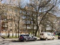 Кронштадтский район, улица Гражданская, дом 21. многоквартирный дом