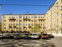 Кронштадтский район, улица Карла Либкнехта, дом 15А. многоквартирный дом