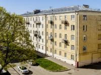 Кронштадтский район, улица Карла Либкнехта, дом 15Б. многоквартирный дом