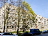 Кронштадтский район, улица Карла Либкнехта, дом 17. многоквартирный дом