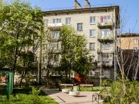 Кронштадтский район, улица Карла Либкнехта, дом 25. многоквартирный дом