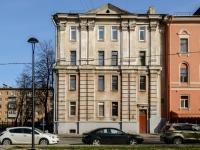Кронштадтский район, улица Карла Либкнехта, дом 27. многоквартирный дом