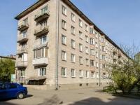 Кронштадтский район, улица Карла Либкнехта, дом 30. многоквартирный дом
