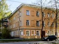 Кронштадтский район, Кронштадтская ул, дом 10