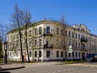 Кронштадтский район, Ленинградская ул, дом 12