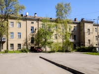 Кронштадтский район, Ленинградская ул, дом 14