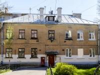 Кронштадтский район, Широкая ул, дом 7