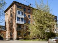Кронштадтский район, улица Сургина, дом 6. многоквартирный дом