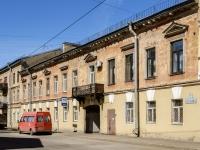 Кронштадтский район, улица Сургина, дом 7. многоквартирный дом