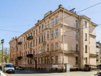 Кронштадтский район, улица Сургина, дом 8. многоквартирный дом