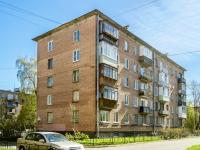 Кронштадтский район, улица Сургина, дом 8 к.2. многоквартирный дом