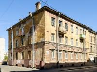 Кронштадтский район, улица Сургина, дом 11. многоквартирный дом