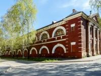 Кронштадтский район, площадь Якорная, дом 1 ЛИТ В. офисное здание