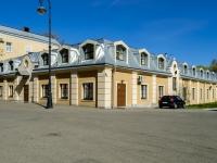 Кронштадтский район, площадь Якорная, дом 2А. музей Музей истории Кронштадта