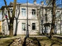 Кронштадтский район, площадь Якорная, дом 2 ЛИТ Б. офисное здание