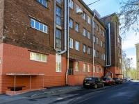 Кронштадтский район, площадь Якорная, дом 3В. офисное здание