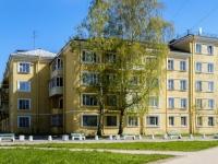 Кронштадтский район, площадь Якорная, дом 3 ЛИТ А. многоквартирный дом
