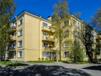 Кронштадтский район, площадь Якорная, дом 3 ЛИТ Б. многоквартирный дом