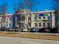 , st Vokzalnaya (g.zelenogorsk), house 7. shopping center