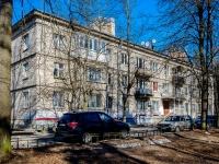 , st Vokzalnaya (g.zelenogorsk), house 9. Apartment house