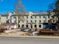 , st Vokzalnaya (g.zelenogorsk), house 9 к.1. Apartment house