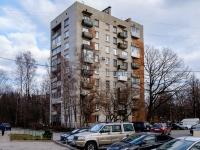 Курортный район, улица Комсомольская (г.Зеленогорск), дом 3. многоквартирный дом