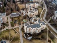 Курортный район, улица Комсомольская (г.Зеленогорск), дом 6. многоквартирный дом