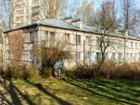 , st Komsomolskaya (g.zelenogorsk), house 9А. Apartment house