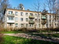 , st Komsomolskaya (g.zelenogorsk), house 13А. Apartment house