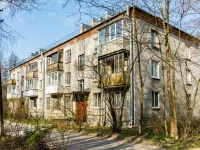 Курортный район, улица Комсомольская (г.Зеленогорск), дом 15. многоквартирный дом