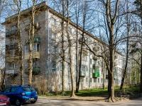 Курортный район, улица Комсомольская (г.Зеленогорск), дом 17. многоквартирный дом