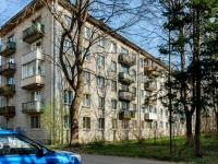 Курортный район, улица Комсомольская (г.Зеленогорск), дом 19. многоквартирный дом