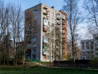 Курортный район, улица Комсомольская (г.Зеленогорск), дом 23. многоквартирный дом
