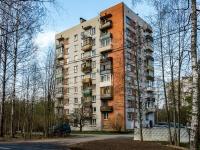 Курортный район, улица Комсомольская (г.Зеленогорск), дом 27. многоквартирный дом