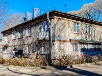 Курортный район, Ленина (г.Зеленогорск) проспект, дом 14А. многоквартирный дом