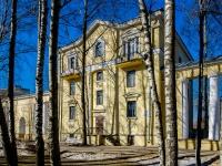 Курортный район, Ленина (г.Зеленогорск) проспект, дом 16. многоквартирный дом