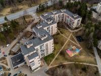 , st Privokzalnaya (g.zelenogorsk), house 3. Apartment house