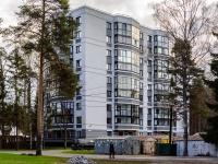 Курортный район, улица Разъезжая (г.Зеленогорск), дом 7 с.1. многоквартирный дом