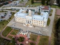 Курортный район, улица Вокзальная (п.Репино), дом 1. гостиница (отель) Residence Hotel & SPA