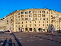 Московский район, Московский проспект, дом 62. многоквартирный дом