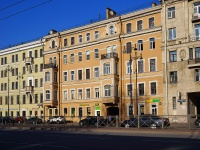 Московский район, Московский проспект, дом 70А. многоквартирный дом