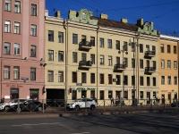 Московский район, Московский проспект, дом 76. многоквартирный дом