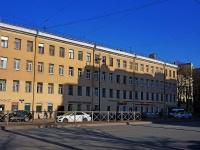 Московский район, Московский проспект, дом 78А. многоквартирный дом
