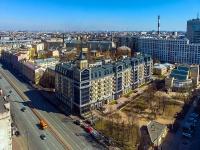 Московский район, Московский проспект, дом 82. многоквартирный дом