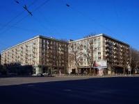 Московский район, Московский проспект, дом 86. многоквартирный дом