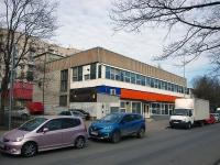 Московский район, Космонавтов проспект, дом 17. супермаркет
