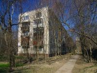 Московский район, Космонавтов проспект, дом 18 к.2. многоквартирный дом